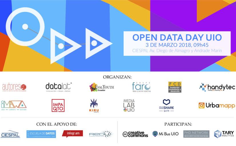 Open Data Day Quito 2018